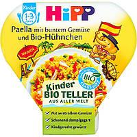 HiPP с овощами и мясом цыпленка 1-3 лет 250 г