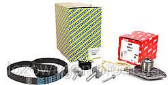 Комплект ГРМ + помпа 1,5 DCI SNR KDP455.490