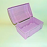 Сундучок ажурный шкатулка 24х15х15см, фото 1
