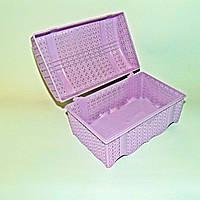 Скринька ажурний скринька 24х15х15см