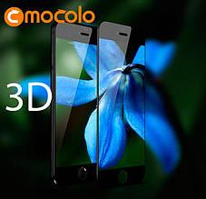 Защитное стекло Mocolo 3D 9H на весь экран для Apple iPhone 8 Plus черный