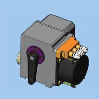 Исполнительный механизм МЭО-40/63-0,25 Р-01