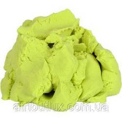 Кинетический песок салатовый 500г