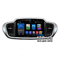 Штатная магнитола Sound Box Star Trek ST-4441 на Android с WiFi, GPS навигацией и Bluetooth для Kia