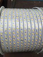 Светодиодная лента 220В SMD5730 120LED IP68 White СУПЕР ЯРКАЯ !!!, фото 1