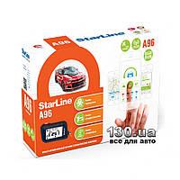 GSM-автосигнализация StarLine A96 2CAN+2LIN GSM GPS