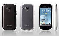 Чехол для Samsung Galaxy S3 Mini i8190 - Yoobao 2 in 1 Protect Case