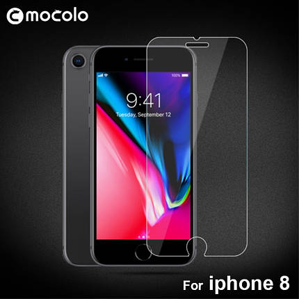 Защитное стекло Mocolo 2.5D 9H для Apple iPhone 8, фото 2