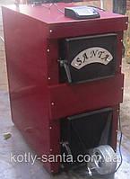 Водогрейный твердотопливный котел Santa 35 кВт