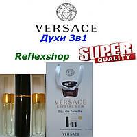 Духи 3в1 Versace Crystal Noir