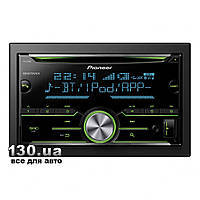 CD/USB автомагнитола Pioneer FH-X730BT с Bluetooth