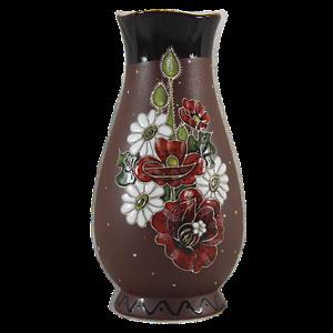 Керамическая ваза (м) «Маки»