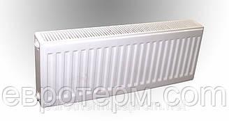 Стальные радиаторы EUROTHERM тип 22 300*400