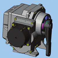 Исполнительный механизм МЭО-100/25-0,25 Р-99К