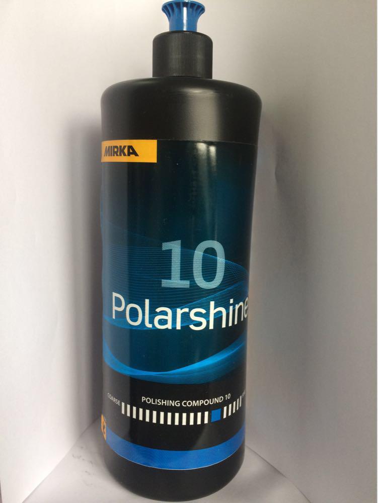 Полировальная паста Mirka 10 polarsine