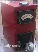 Бытовой котел отопления на твердом топливе Santa 40 кВт