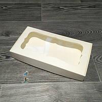 Коробка для пряников (150*280*35 мм.) с окном