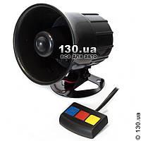 Звуковой сигнал Vitol CA-90104/ES-0104/30W «Полиция» 3 тона + блок