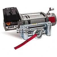 Лебедка T-MAX EW-9500 12 В 4,305 т Improved Offroad Series