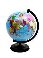Глобус Землі політичний 260мм в коробці(12)