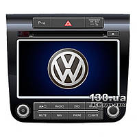 Штатная магнитола Phantom DVM-1902G i6 Matte с GPS навигацией и Bluetooth для Volkswagen