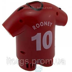 Портативная колонка Manchester United Mini V2 красная