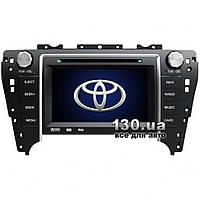 Штатная магнитола Roadrover Camry 2012 с GPS навигацией и Bluetooth + 3G модем для Toyota