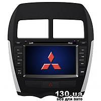 Штатная магнитола Phantom DVM-1420G HDi с GPS навигацией для Mitsubishi ASX