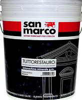 San Marco INTONACHINO MINERALE gmedia - фактурная штукатурка для внешних и внутренних работ с зерном 1,4  мм.