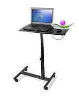Столик для ноутбука Extra black