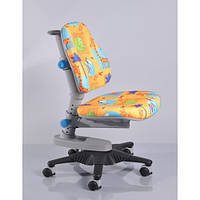 Мягкие стулья на колёсах (кресла)  Mealux Y-818 GR1
