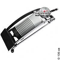 Автомобильный ножной насос Elegant Plus 100 330 c манометром