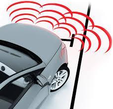 Парковочные радары парктроники для переднего бампера
