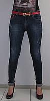 Стильные джинсы с низкой посадкой. Артикул: SH9243