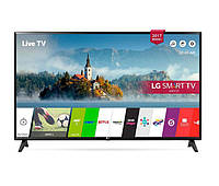 Телевизор LG 49LJ594v (PMI 1000 Гц, Full HD, Smart TV, Wi-Fi, Virtual Surround Plus 2.0 10Вт)