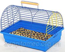Клітка транспортна ВОЯЖ (47*30*30,5 см), цільна