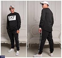 Спортивный костюм мужской Armani графит,четыре кармана. Арт-13105