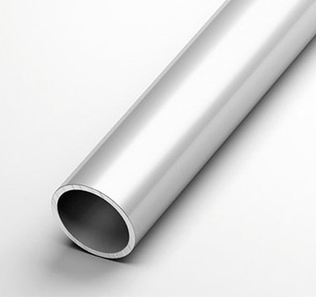 Труба круглая алюминиевая 50х3 мм без покрытия