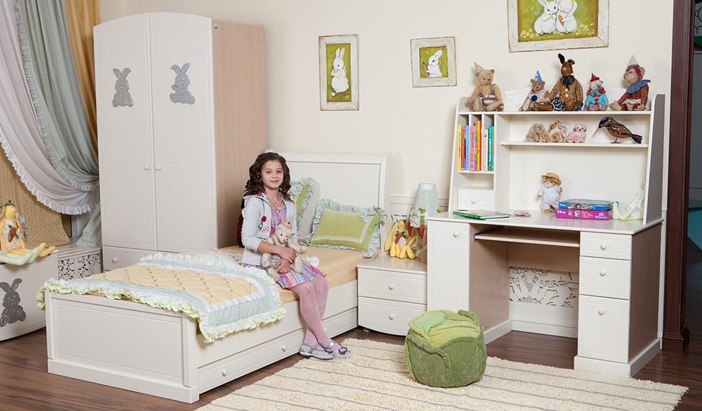 Детская комната Glamour Bunny