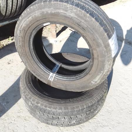 Шины б.у. 195.70.r15с Pirelli Chrono Winter Пирелли. Резина бу для микроавтобусов. Автошина усиленная. Цешка