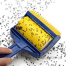 Липкий валик для уборки Sticky Buddy,Валик для уборки,Липкий валик, фото 2