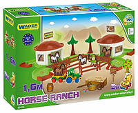 Игровой набор Kid Cars 3D ранчо Wader (53410)