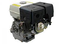 Бензиновый двигатель 13 л.с. вал 25 мм шпонка PATRIOT SR188F