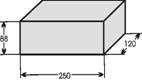 Кирпич силикатный полуторный полнотелый