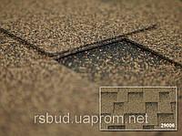 Битумная черепица Kerabit L Квадро Кедровый