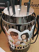 Электрошашлычница BOXIYA BXY-1306 (6 шампуров) 1350W, фото 2
