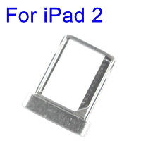 Сим приемник для iPad 2 3G серебро