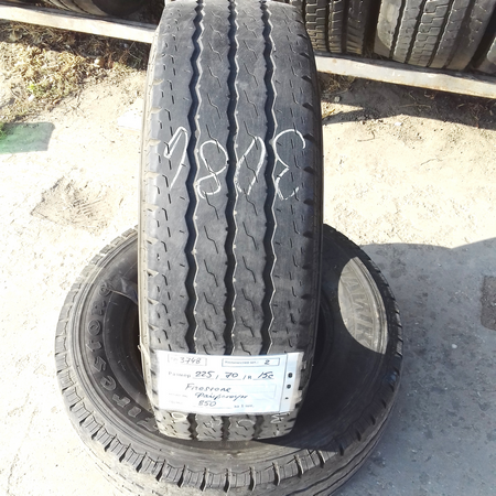 Бусовские шины б.у. / резина бу 225.70.r15с Firestone Van Hawk Файрстоун