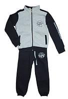 Спортивный костюм для мальчика утепленный (с начесом),р.110-128 ,Турция