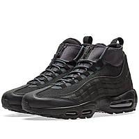 7fb29282 Nike Air Max 95 Sneakerboot Black — Купить Недорого у Проверенных ...
